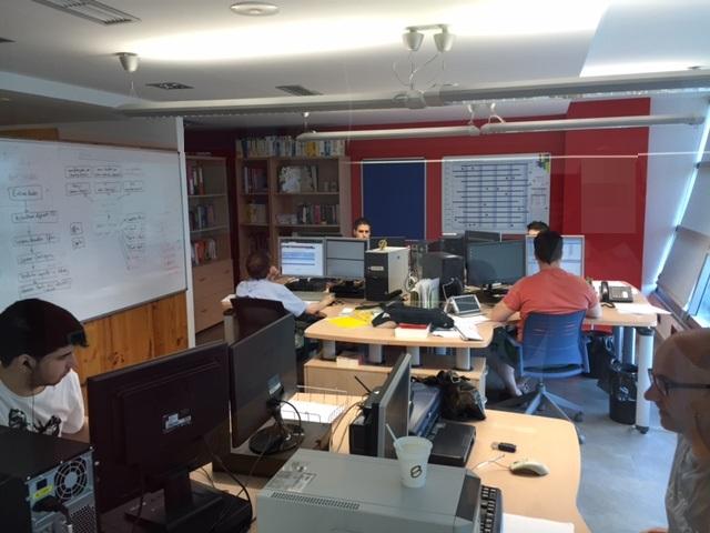 Contact factory data for Factory oficina